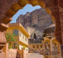 قصر فورت جودبور في الهند