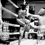 ملاكمة صغار