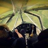 توقف محرك طائرة شراعية