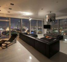 شقة جميلة في موسكو