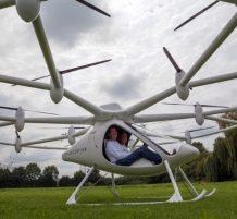 طائرة هليكوبتر صديقة للبيئة