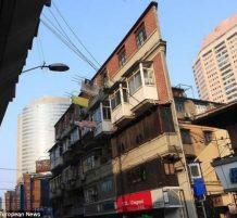 أنحف مبنى في العالم
