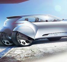 تصاميم السيارات