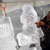 تماثيل من الجليد
