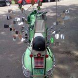 دراجة نارية غير تقلدية