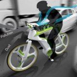دراجة هوائية تفلتر الهواء