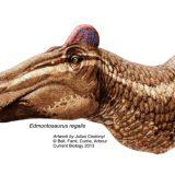 ديناصور إيدمونتوساوروس