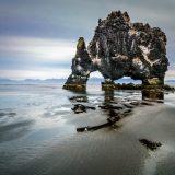 صخرة تشبه حيوان عملاق