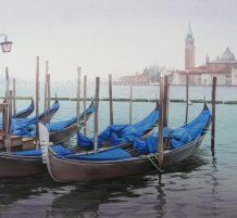 لوحات فنية بالألوان المائية
