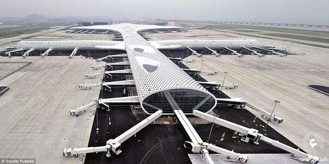 مطار الصين الجديد