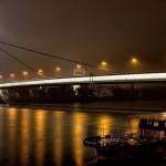 أطول جسر معلق بالعالم