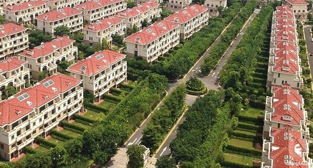 أكبر مدن الأشباح فى الصين