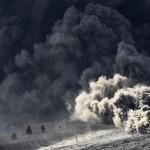 إنفجارات جبل سينابونغ