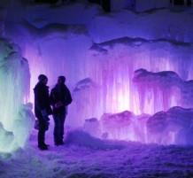 القلعة الجليدية
