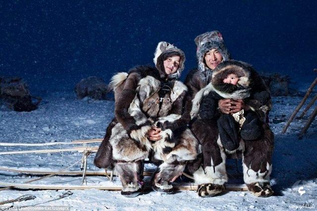بدو القطب الشمالي