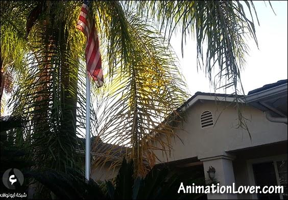 تجربة السكن مع عائلة امريكية