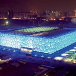 ساحة الألعاب الأولمبية في الصين