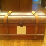 صندوق قديم
