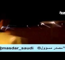 طائرة سعودية تهبط دون عجلات بمطار المدينة المنورة