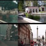 لندن قبل 82 عاماً ولندن الآن