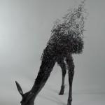 مجسمات حيوانية