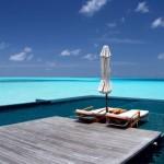 مسبح في البحر - جزر الملديف