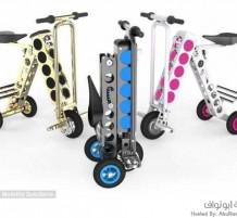 أصغر دراجة كهربائية