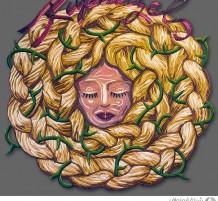 أعمال فنية بإستخدام صلصال البولمير