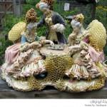 إعادة ترميم تماثيل خزفية بمساعدة من النحل