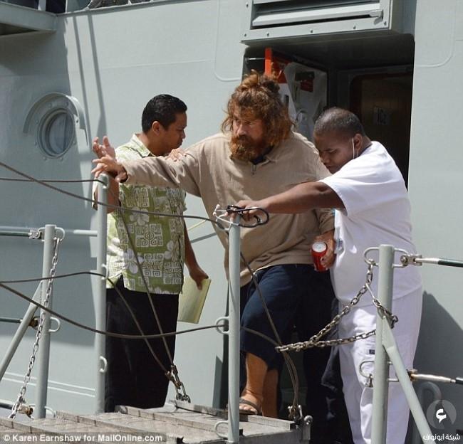 العثور على صياد فقد لمدة 14 في المحيط الهندي