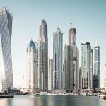 العمارة الحديثة في دبي
