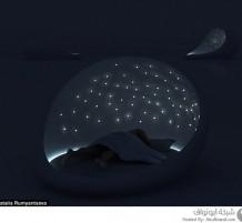 النوم تحت نجوم السماء