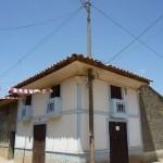 ثقبو المنزل من أجل وضع عامود كهرباء