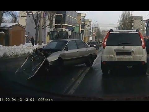حوادث سير في روسيا