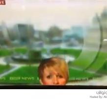 خطأ فني في قناة BBC على الهواء مباشرة