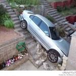سيارات في مواقف مضحكة