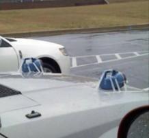 أضواء سيارة من نوع آخر