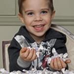 طفل يعيش فقط على حلوى النعناع