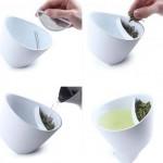 كوب مبتكر مخصص للشاي