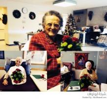 مجهول يفاجأ مسنين بإرسال شاحنة من الورود لهم