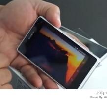 مواصفات Sony Xperia z1 Compact