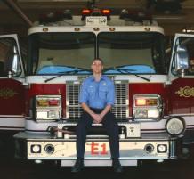 نظارات جوجل و مساعدة رجال الإطفاء