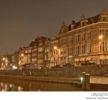 أمستردام ليلا