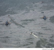 تسرب نفطي يهدد حركة السفن في تكساس