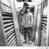 خندق من الحرب العالمية الأولى