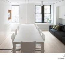 شقة صغيرة غالية في نيويورك