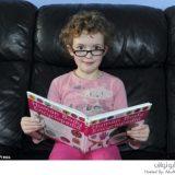 فتاة ستصاب بالعمى