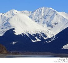 كهوف ألاسكا الجليدية
