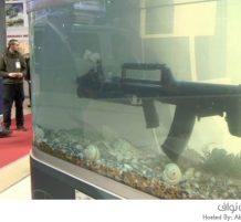 مسدس تحت الماء النصر يتوج بالدوري السعودي