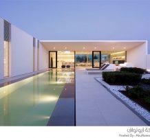 منزل بتصميم إيطالي